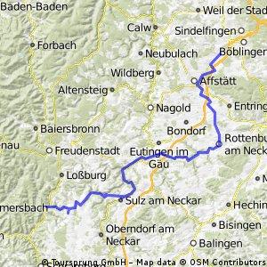 4.Etappe BW-Rundfahrt