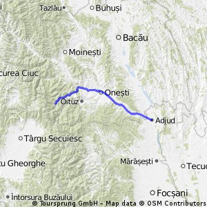 Adjud -Slanic Moldova