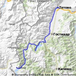 Bałkany 2013 - Dzień 16