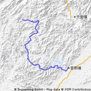 太湖县-店前镇-白帽镇-皖鄂交界