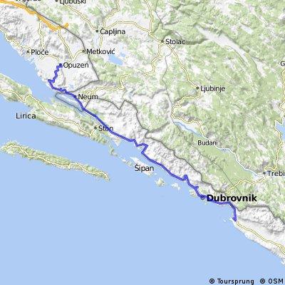Bałkany 2013 - Dzień 22