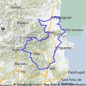 Camins de l Exili.Ruta pel Pirineu