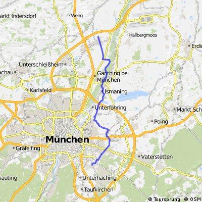 Von Neufahn durch Münchens wilden Osten