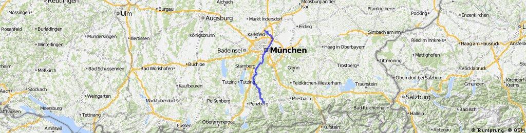 Uschl-Bad_Tölz via Isarradweg