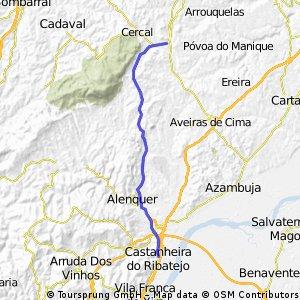Castanheira do Ribatejo/Alcoentre