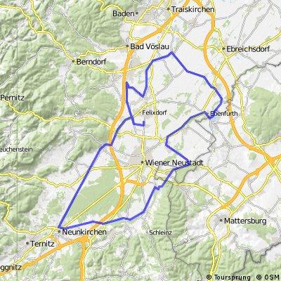 Neunkirchen - Tattendorf GA1