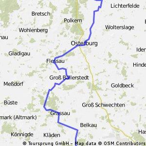Stendal - Seehausen