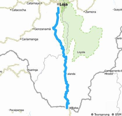 Loja - La Balsa / Ecuador