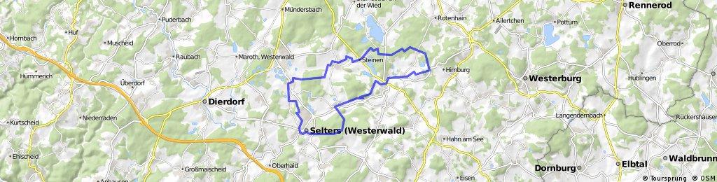 Westerwald Radweg