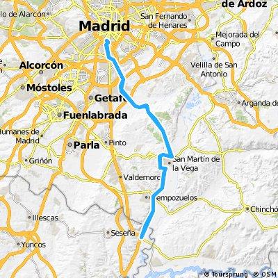 FULL ICAN MADRID LLANO(2 VUELTAS)