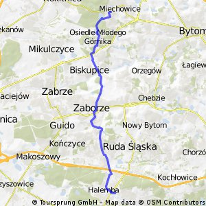 Miechowice-Halemba