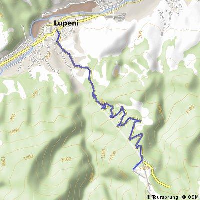 Lupeni - Straja