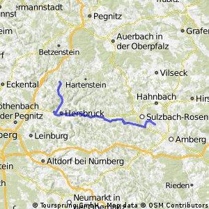 Tour zur Burg Hohenstein