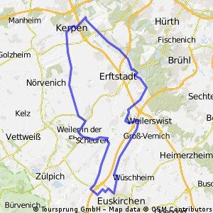 Kerpen - Euskirchen