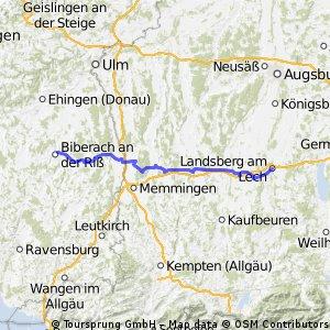Biberach Landsberg