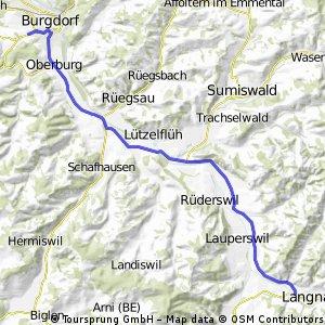 Burgdorf - Langnau