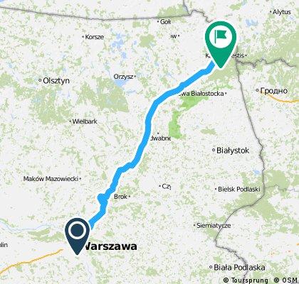 Warszawa - Sumowo