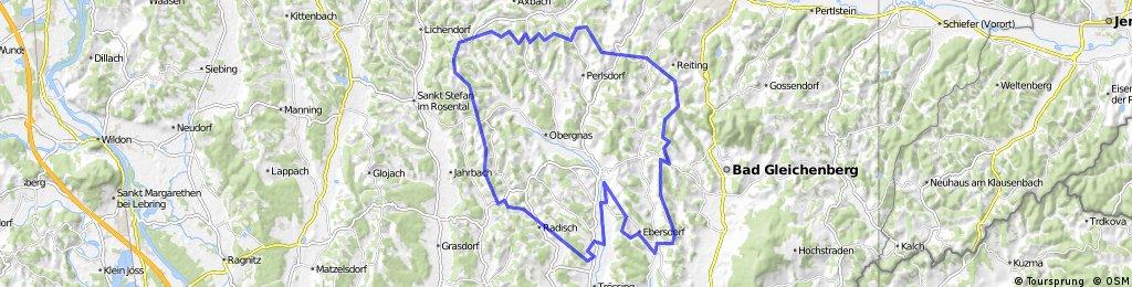 Tatschkerland-Tour (Genussradel-Tour)