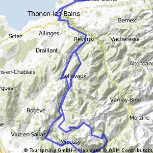 Evian 2013 Mar 134km