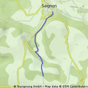 C Chbre Saignon-Maison Saignon
