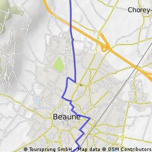 Beaune-Transit-Nord