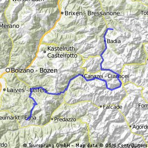 Oesterreich - Dolomiti 5/7