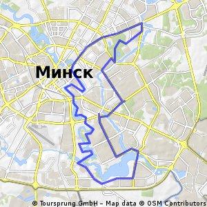 Минск: второе туркольцо