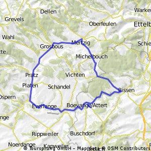 Boevange - Mertzig - Pratz