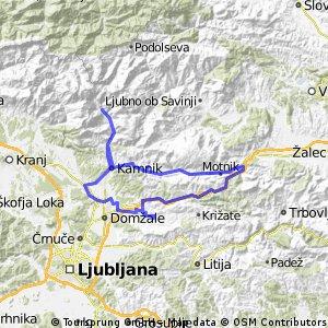 """Krašce - """"Tuh.dolina in Kam.Bistrica"""""""