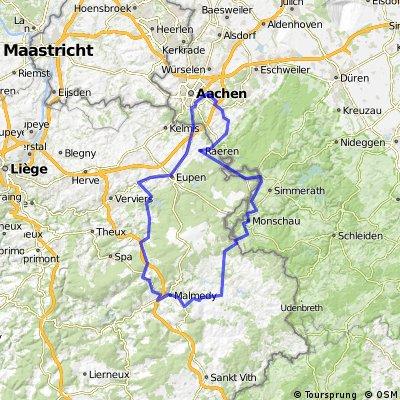 Königsetappe Circuit Spa-Francorchamps 24.08.13