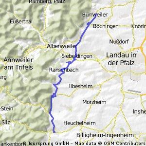 burrweiler klingenmünster