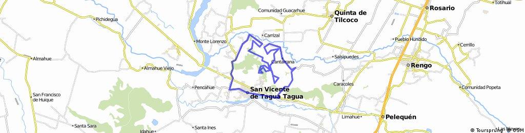Rally San Vicente XCM 2013