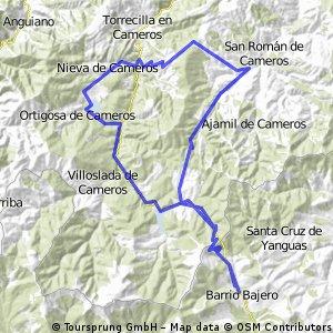 Vuelta por la Rioja profunda