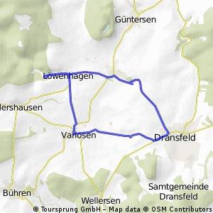 Lowenhagen-Dransfeld-Lowenhagen