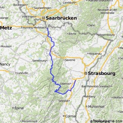 Tour de Franz