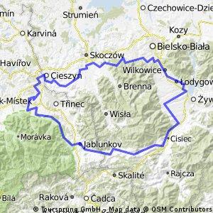 Bierna-Cieszyn-Bierna 1