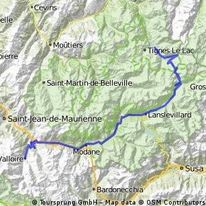 3.Route des Grandes Alpes - Day Three