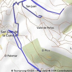 15/08/13_De paseo por peña Surrapia y Cervantes