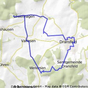 Lowerhagen- Dransfeld Roundtrip