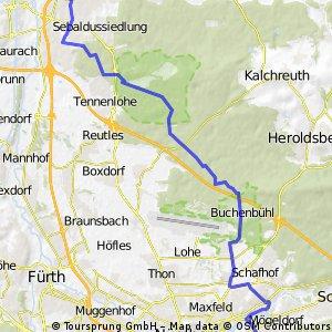 Mögeldord > Erlangen Bikedress