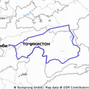 Tour Du Pamir