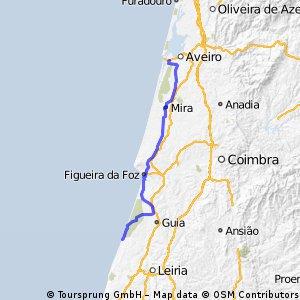 2. Praia da Vieira - Aveiro