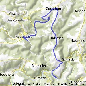 e@EPMC - 1c - elisabeth goes EPMC - étape Kautenbach-Goebelsmühle