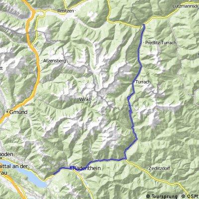 Alpentour 09 Turracher Höhe
