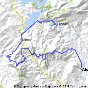 El Chorro - Ardales - Álora