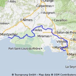Tour de France 2009, Etappe 3 - 196,5 km