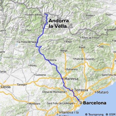 Etappe 07 Tour de France 2009 von Barcelona nach Andorra Arcalis