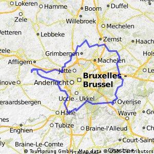 Gordel rond Brussel