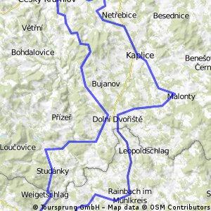 Velešín-BadLeofelden-Velešín