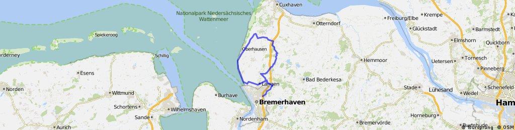 - Durchs Land Wursten - vom LTS Bremerhaven